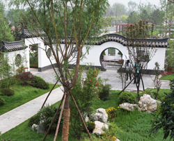Suzhou mountain villa